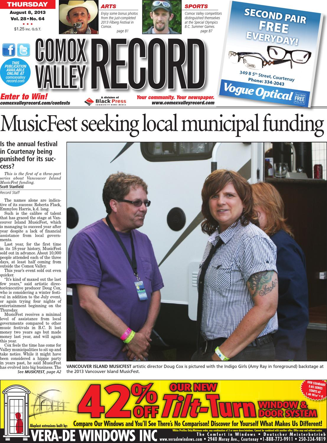 Comox Valley Record August 08 2013 By Black Press Issuu Calculatorfreeledcalculadora Xtronic Free Electronic Circuits