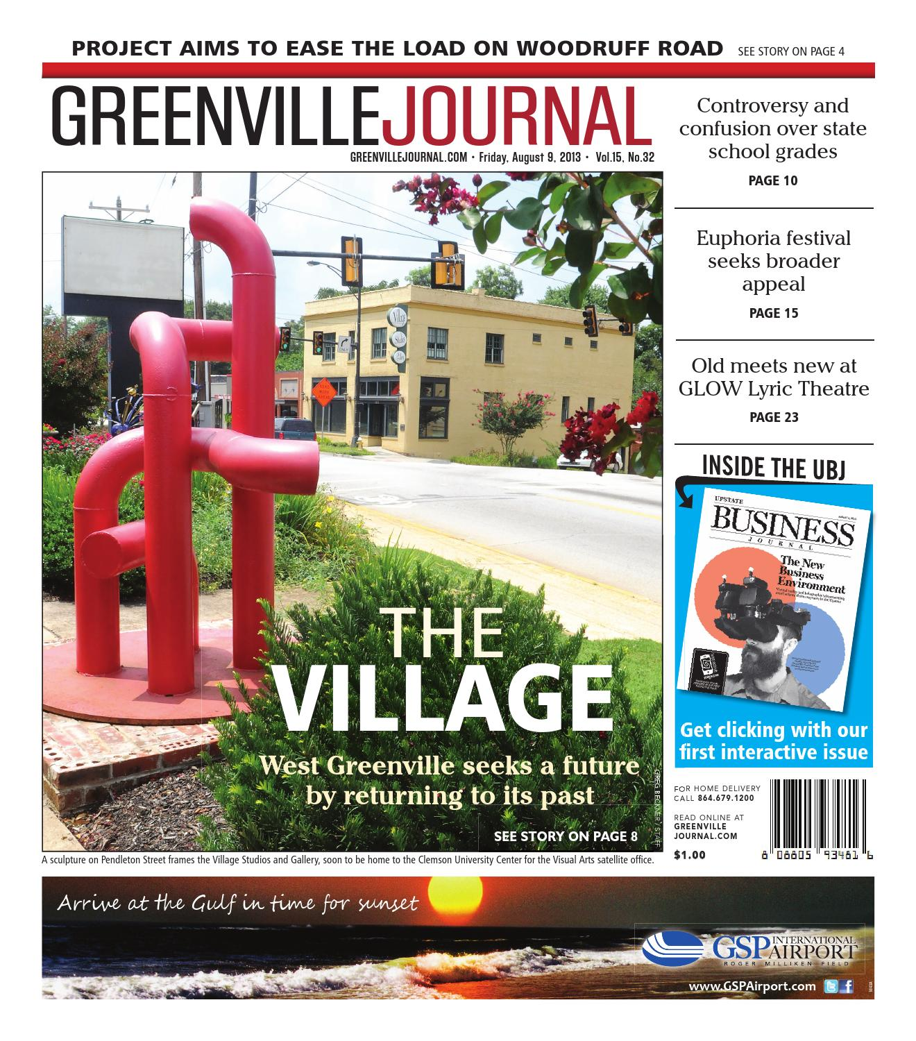 a43c361c August 9, 2013 Greenville Journal by Community Journals - issuu