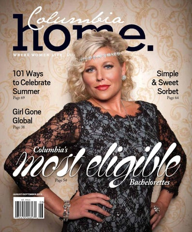Columbia Home Magazine August September 2013 By Business