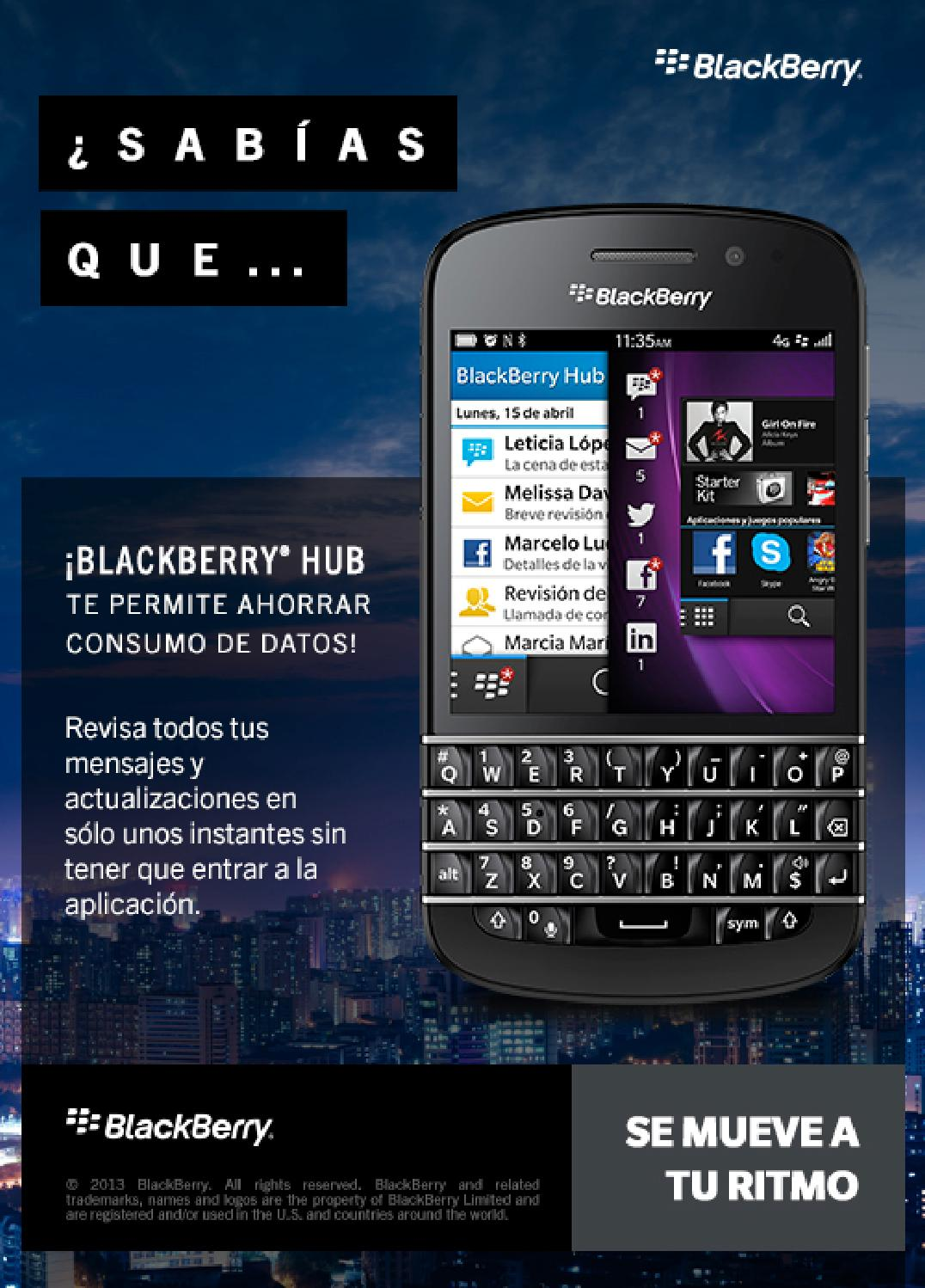 Tutorial BlackBerry Q10 by Claro Guatemala - issuu