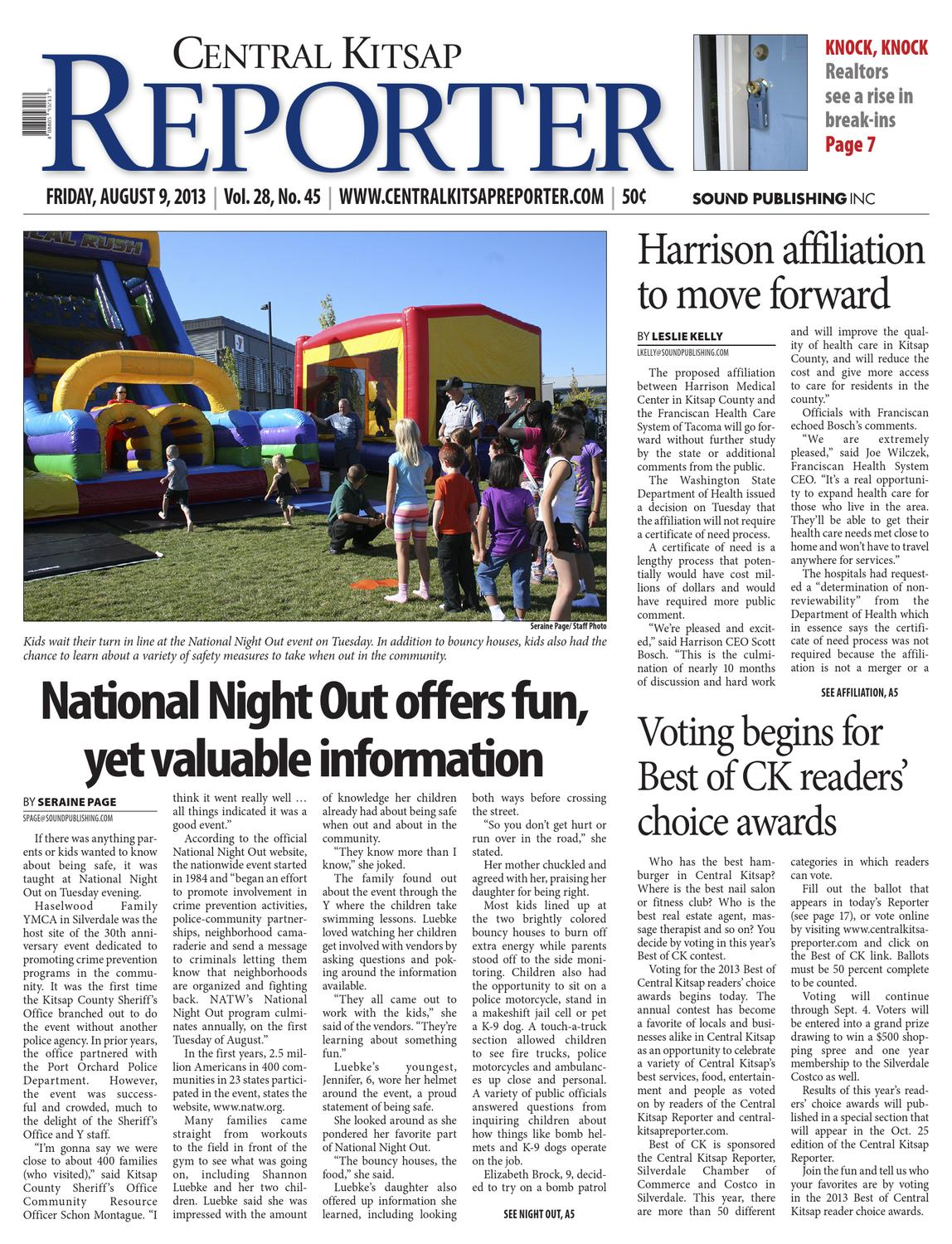 Central kitsap reporter august 09 2013 by sound publishing issuu fandeluxe Image collections