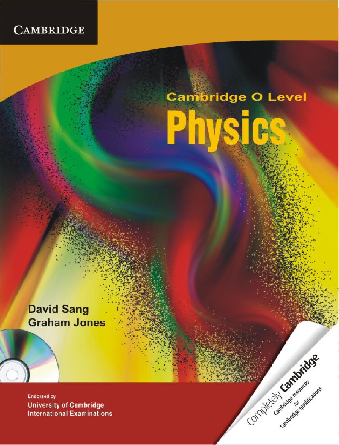 A Level Physics Textbook Pdf