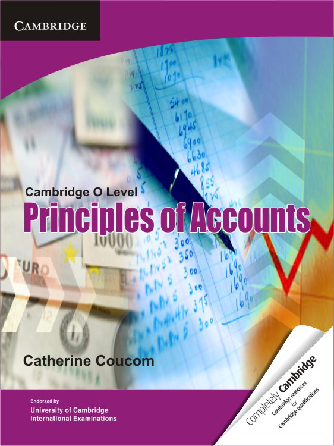 Principles of Accounting, 11th Edition - PDF Free Download