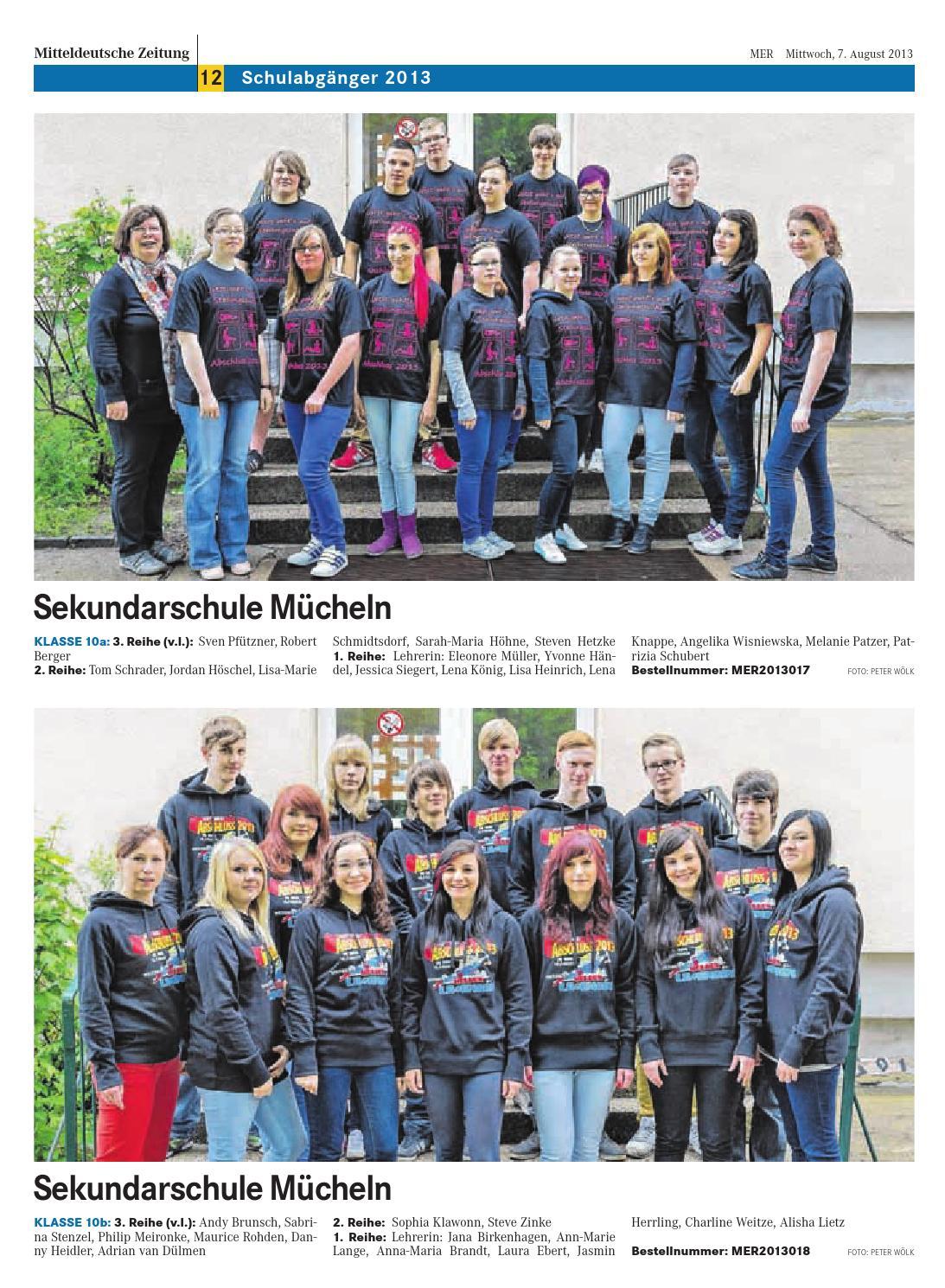 Schulabgänger aus Merseburg by Mediengruppe Mitteldeutsche ...