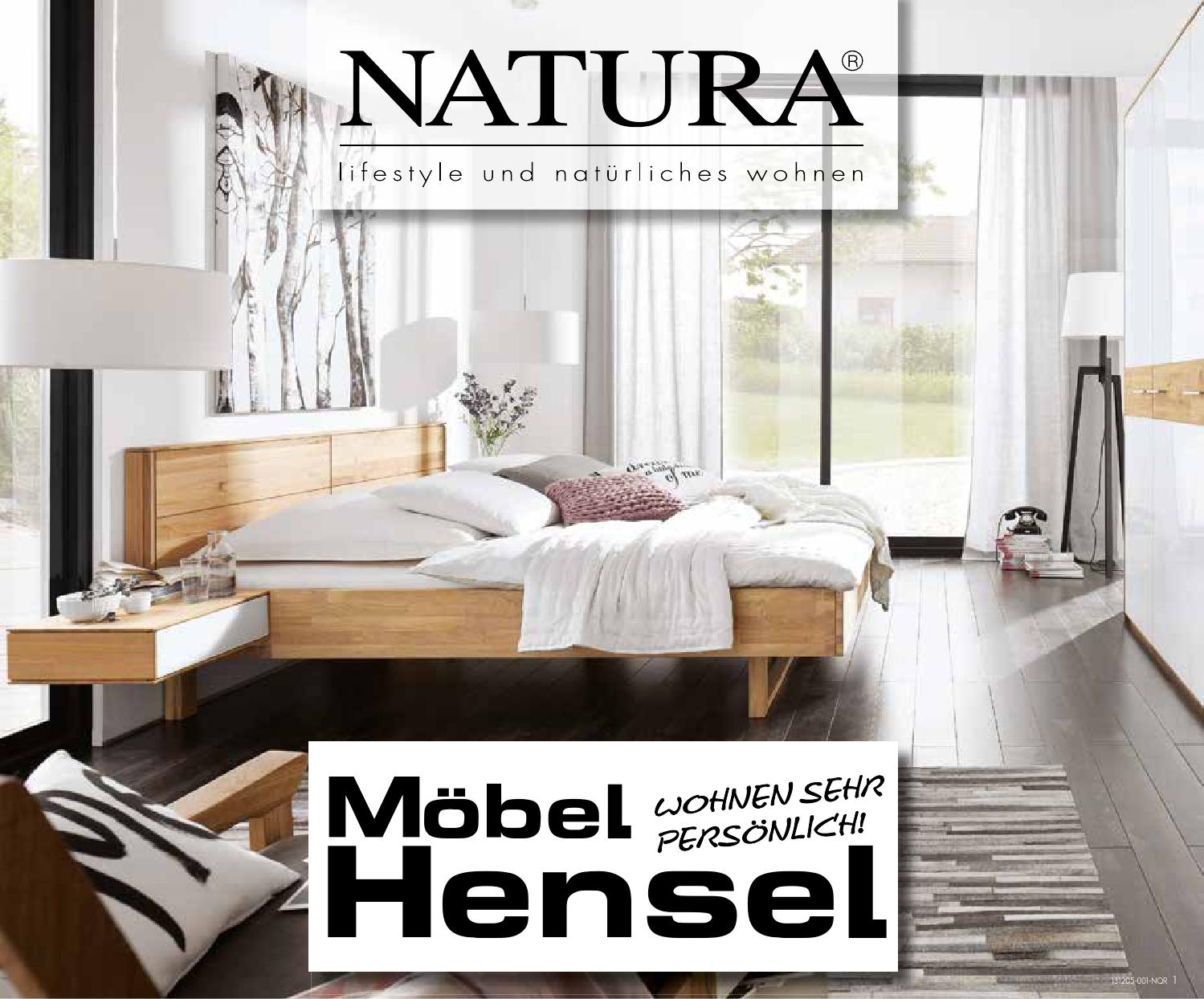 natura lifestyle und nat rliches wohnen by m bel hensel. Black Bedroom Furniture Sets. Home Design Ideas