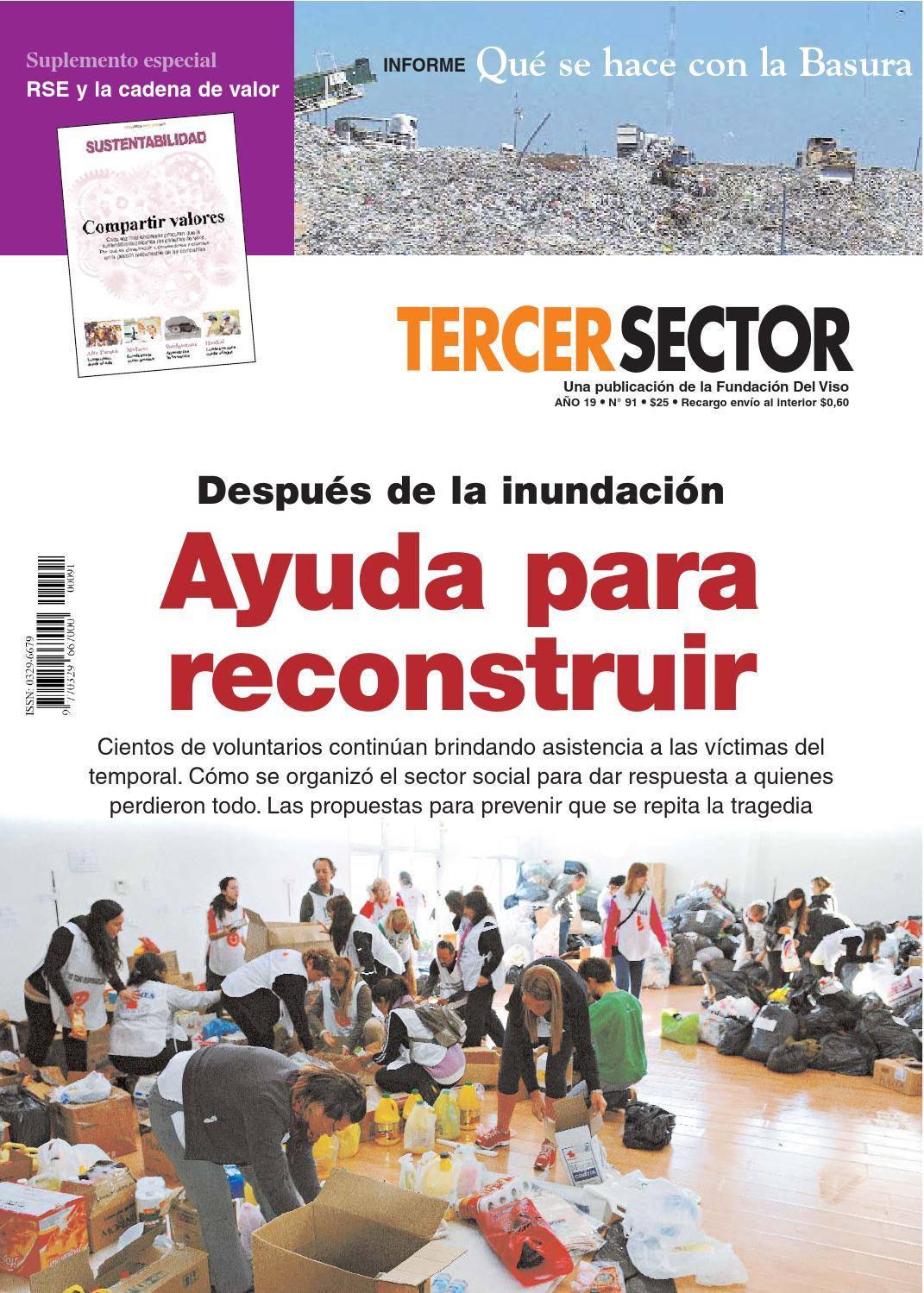 Revista Tercer Sesctor Edición 91 by Tercer Sector - issuu 22716e4f4727