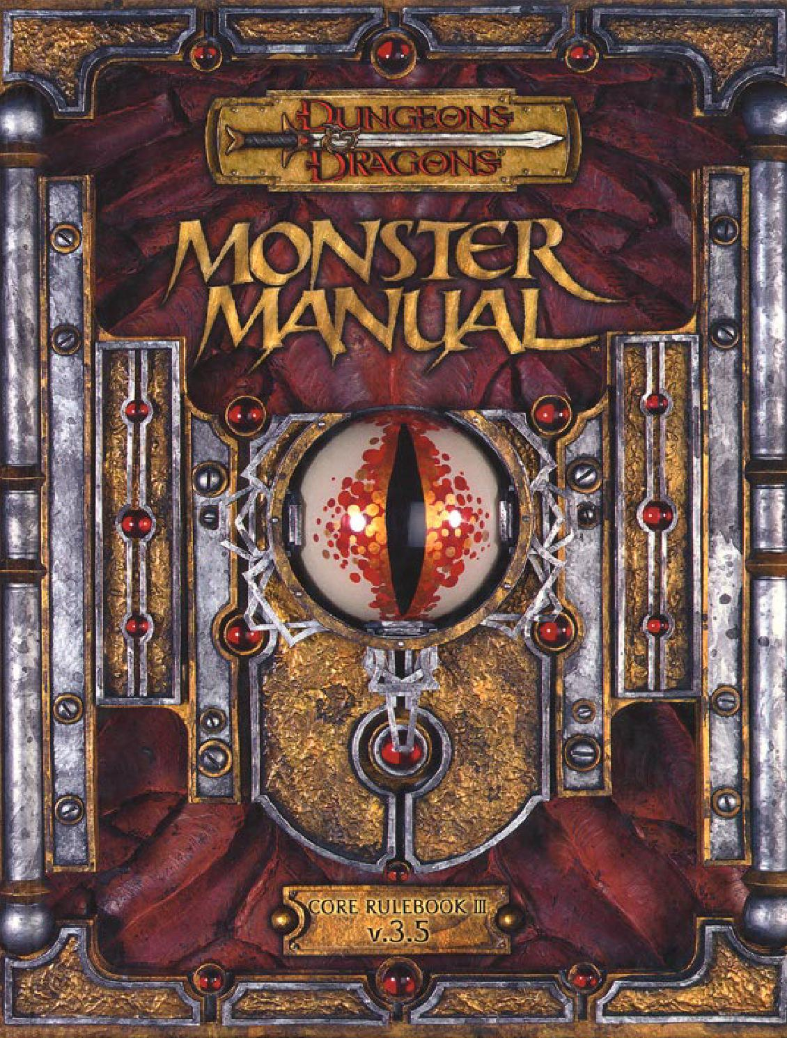 D&D: Monster Manual by malvadamujer - issuu