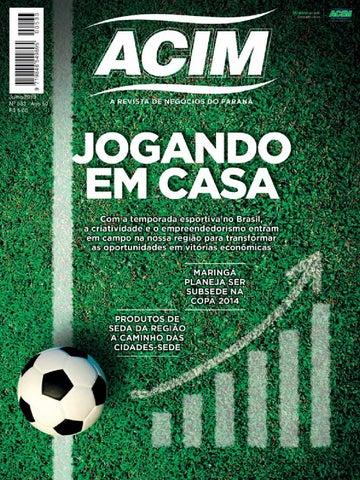 c26a69fb69 Revista ACIM by Associação Comercial e Empresarial de Maringá ACIM ...