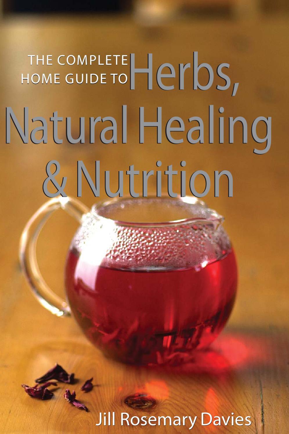 Herbs Natural Healing & Nutrition by Swami Nityananda - issuu