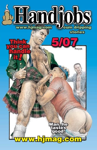 Handjobs Magazine Gay 84