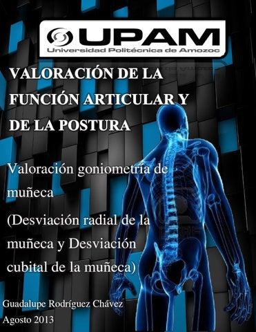 Valoración articular y de la postura by Piphs - issuu