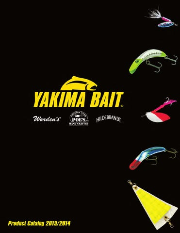 Gray Ghost 2 x Yakima Bait 1//6 oz Rooster Tail Spinners New Wordens