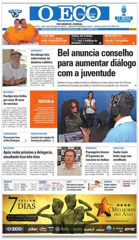 Jornal o eco 10 08 13 by Jornal O ECO - issuu bd3d972ad9192