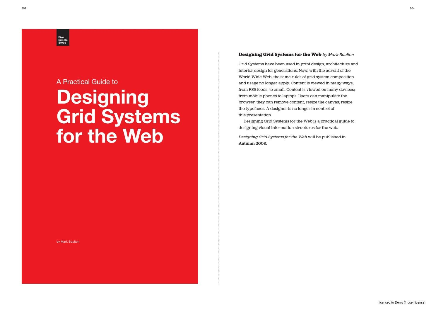 Five Simple Steps Designing For The Web By Anh7 Issuu