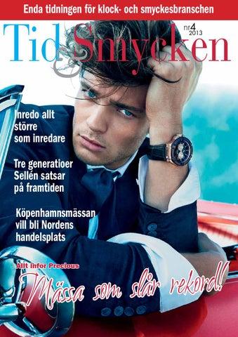 Enda tidningen för klock- och smyckesbranschen 097ae96c29e3e