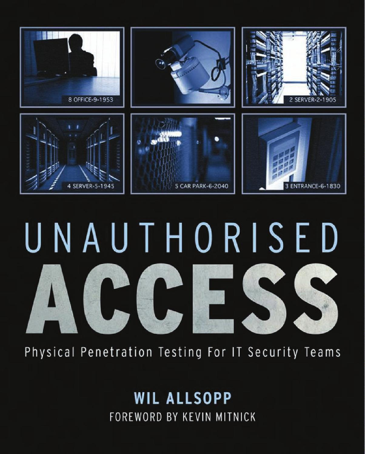 Unauthorised access by Jonathan Salwan