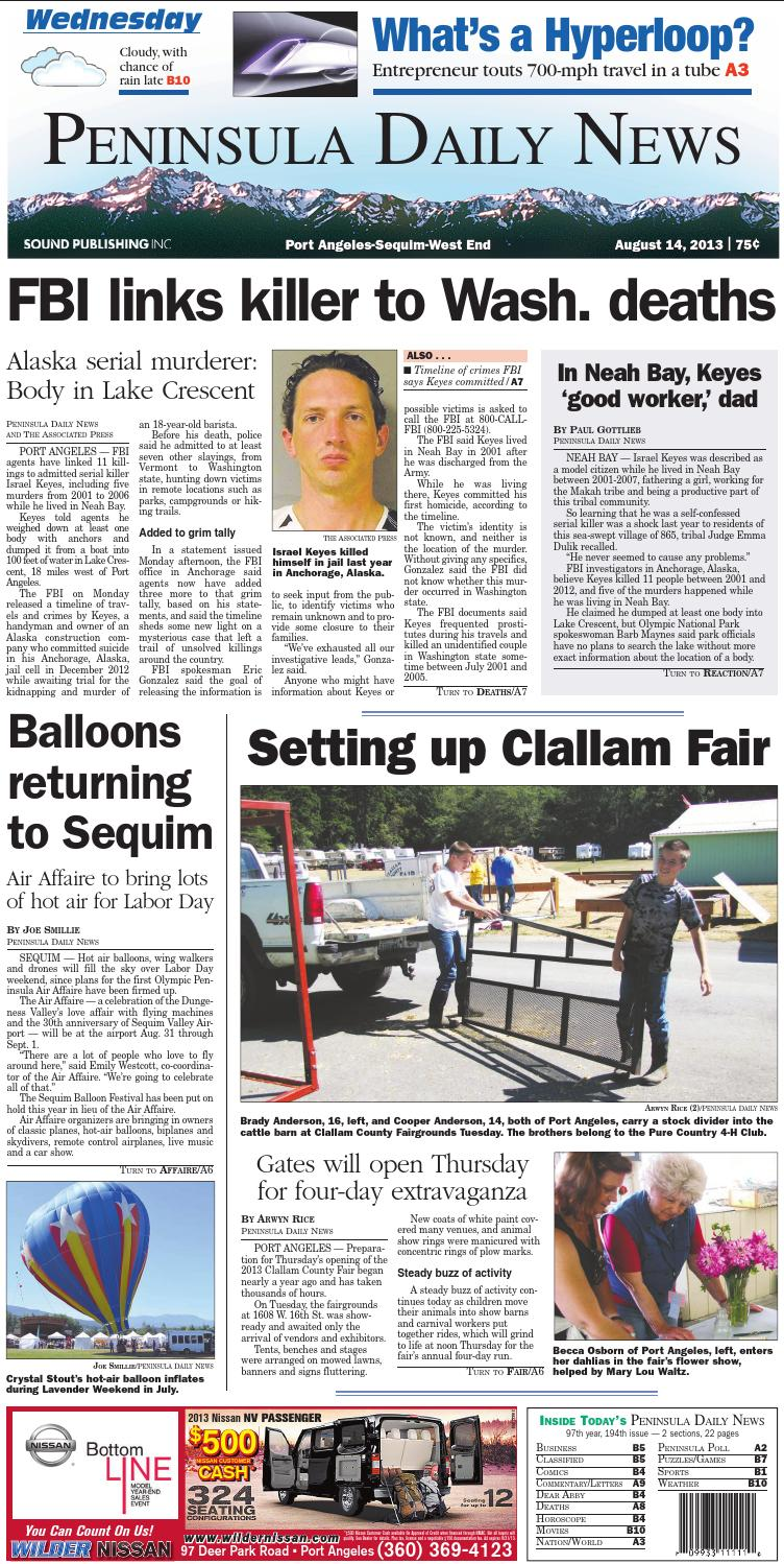 pdn20130814c by peninsula daily news \u0026 sequim gazette issuuDiagram As Well Cindy Landolt Fitness Model Besides Pontiac Vin Number #14