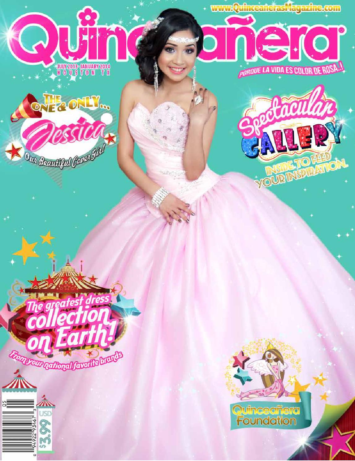 Quinceanera Magazine Houston 2013 2 version by Texas Quinceaneras ...