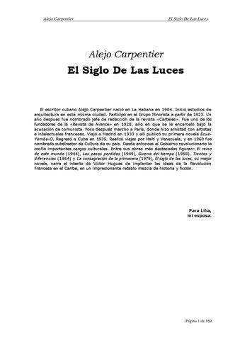Siglo de las luces by Alejoval - issuu 18dc5626b70