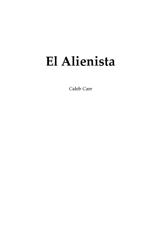 alienista] 01 by Alejoval - issuu