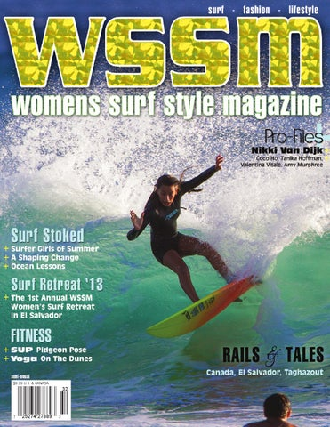 Summer Fall 2013  WSSM Womens Surf Style Magazine by WSSM Womens ... 2c20ec0eb