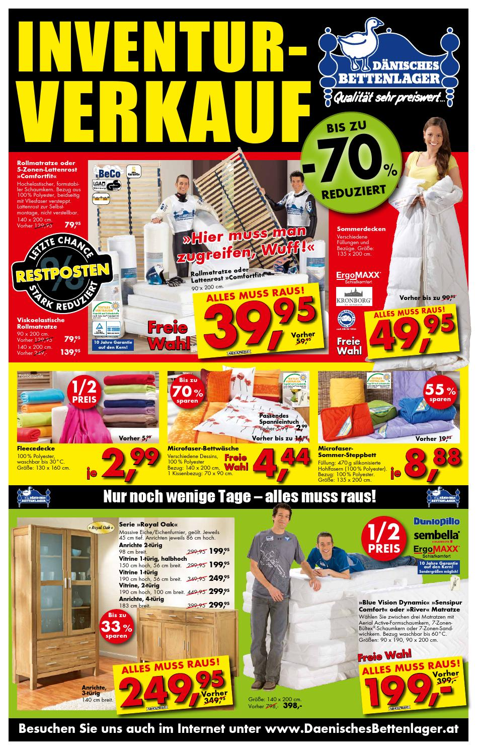 d nisches bettenlager katalog g ltig bis 25 08 by broshuri issuu. Black Bedroom Furniture Sets. Home Design Ideas