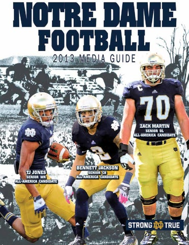 2013 football media guide by Chris Masters - issuu c894be472