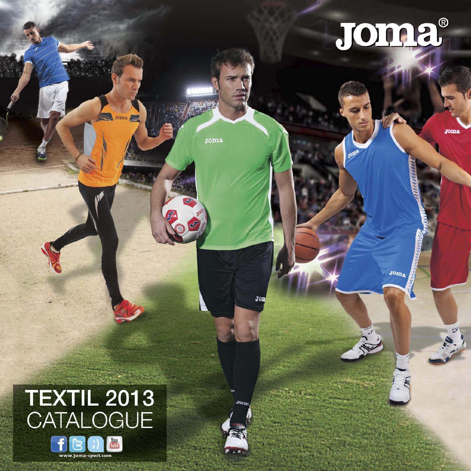 e682fb89b Joma textil 2013 by Pro Teamwear - issuu