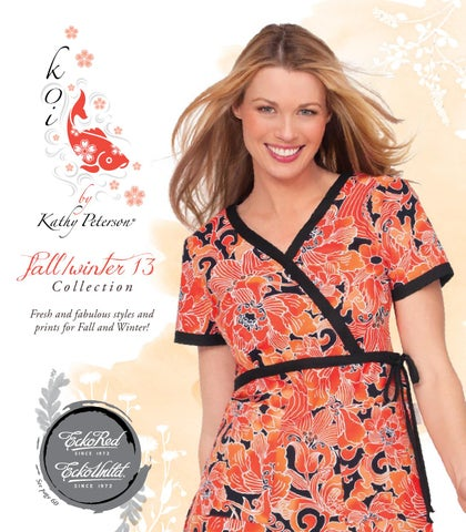 e18045ed0c3 Koi Uniforms Catalog, Fall '13 by Lambert's Uniforms - issuu