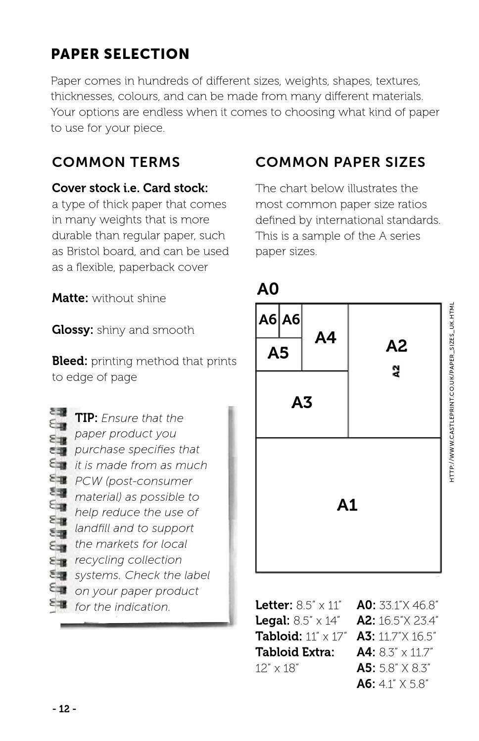 regular paper size ecza productoseb co