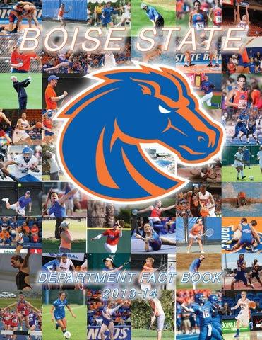 b0686b6f7 2015 Boise State Football Media Guide by Boise State University - issuu