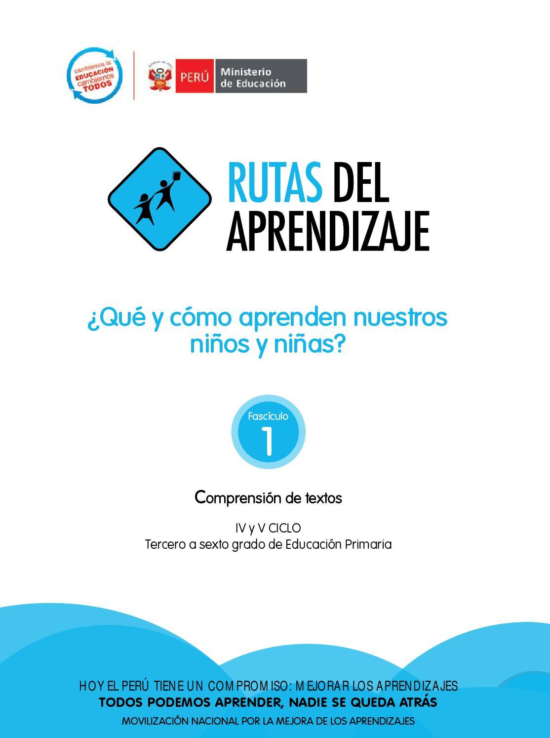 Primaria comunicaci n 4 5 by editorial mar a trinidad for Ministerio de educacion plazas