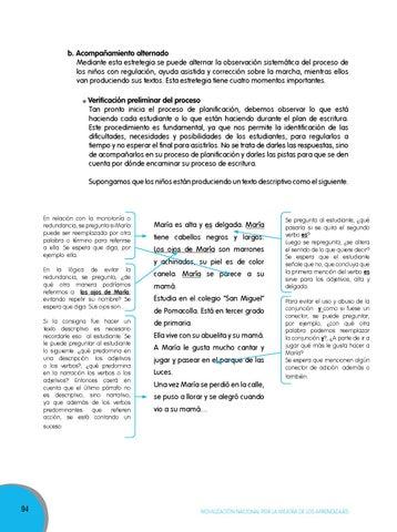 Primaria Comunicación 4 5 By Editorial María Trinidad Issuu