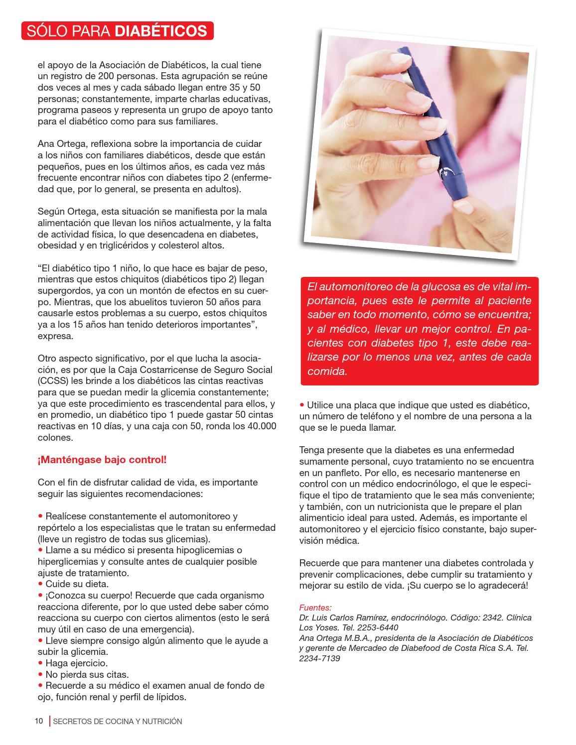 Cuidar a un niño con diabetes tipo 1