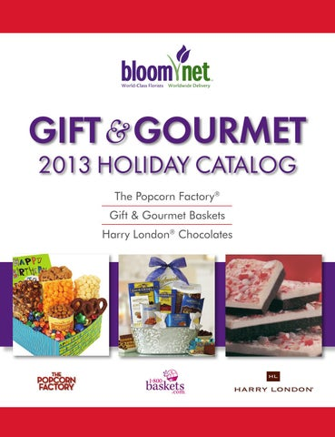 2013 holiday gift and gourmet catalog by BloomNet - issuu f189730958a0