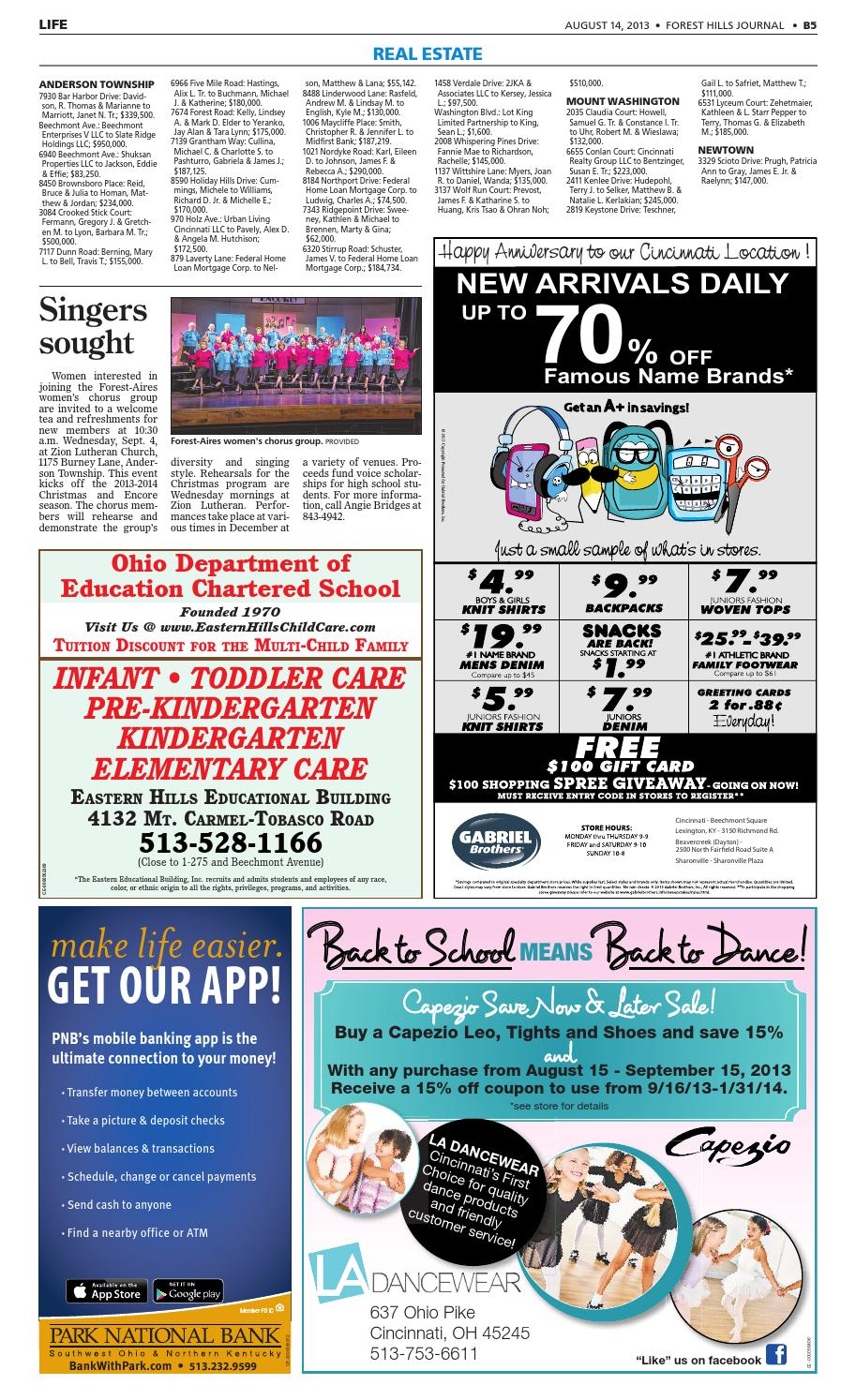 Forest hills journal 081413 by Enquirer Media - issuu