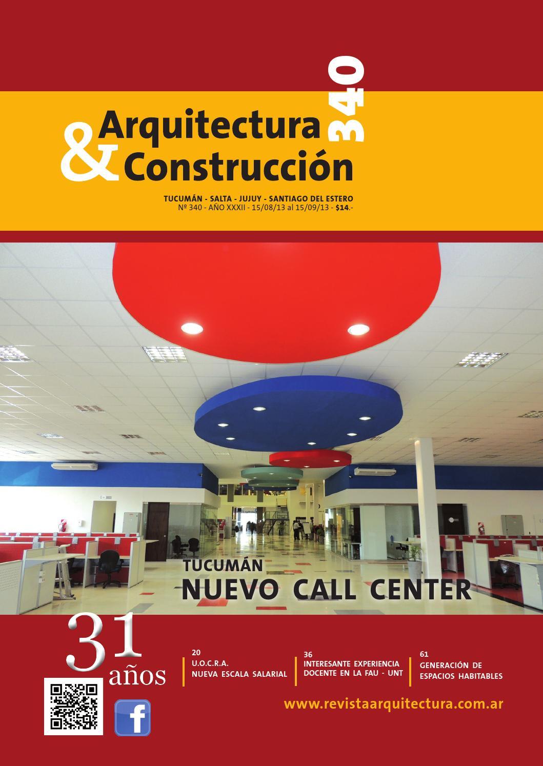 340 Agosto By Nicolas Bulacio Issuu # Raku Muebles Tucuman