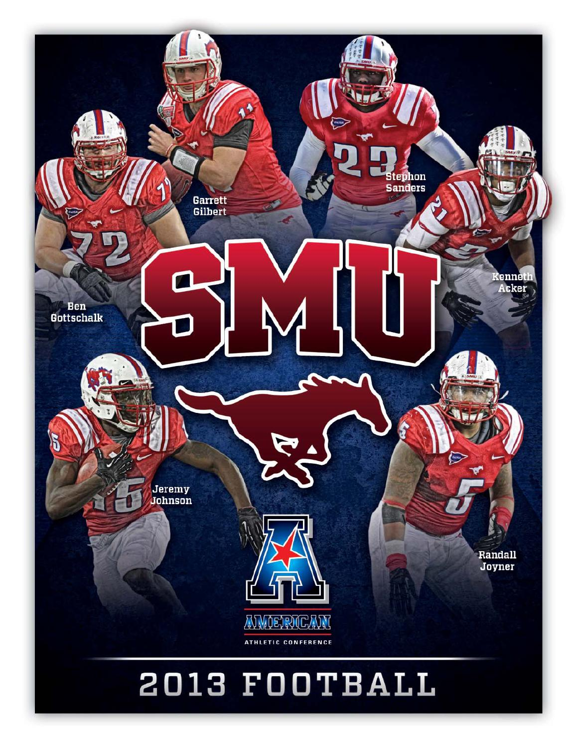 70fa102e043 2013 SMU Football Factbook by SMU Athletics - issuu