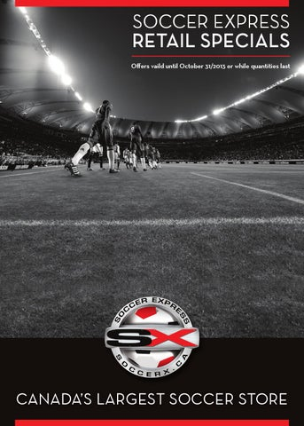 a49bd84282b5b Soccer Express Store Brochure - August 15th by SoccerExpress - issuu