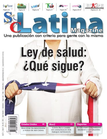 Sc Latina Magazine 111 By Sc Latina Magazine Issuu