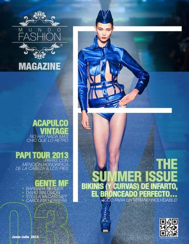 Mundo Fashion Magazine Abril 2015 by Mundo Fashion - issuu