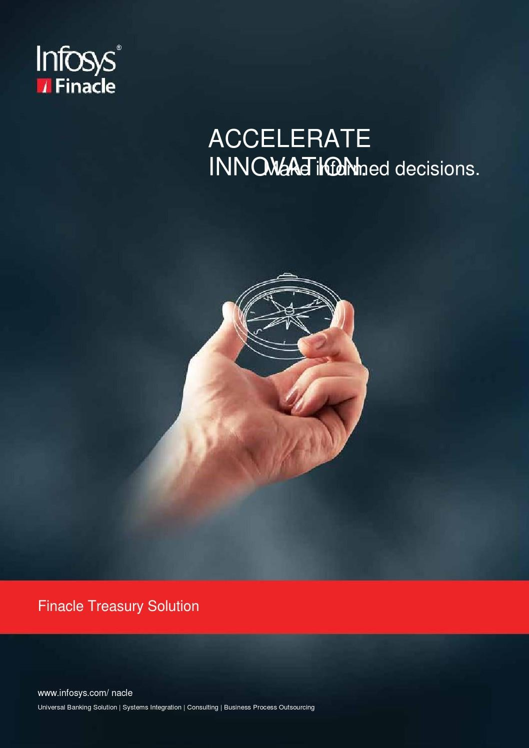 Finacle treasury solution by Infosys Limited - issuu