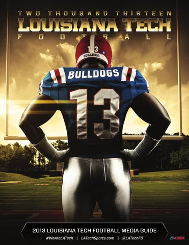 8721064ef 2013 Louisiana Tech Football Media Guide by Louisiana Tech Athletics ...