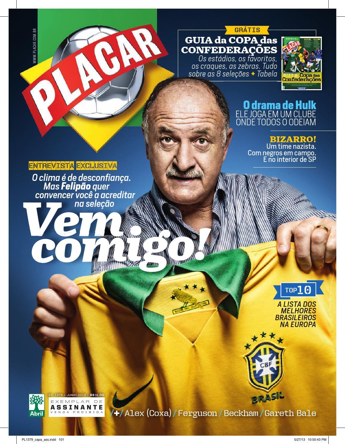 2a5bc85342 Revista Placar by Revista Placar - issuu