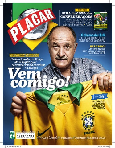 Revista Placar by Revista Placar - issuu a5472d79df920
