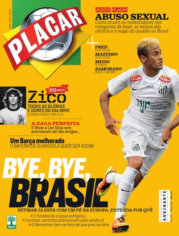 Revista Placar by Revista Placar - issuu bf1edcb176b54