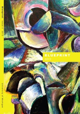 Blueprint Magazine 2013