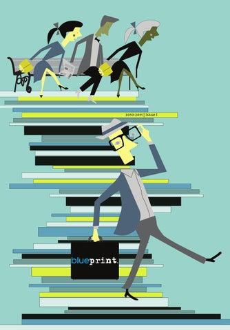 Blueprint Magazine 2011