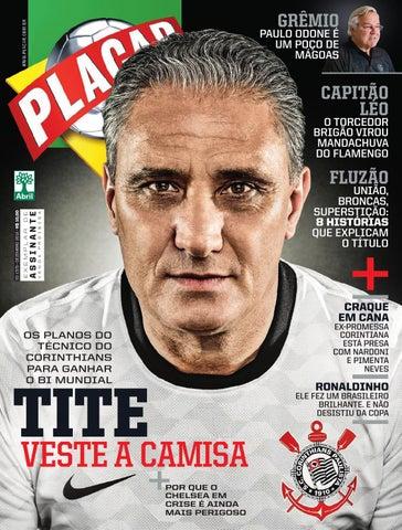 Revista Placar by Revista Placar - issuu ad32cade79686