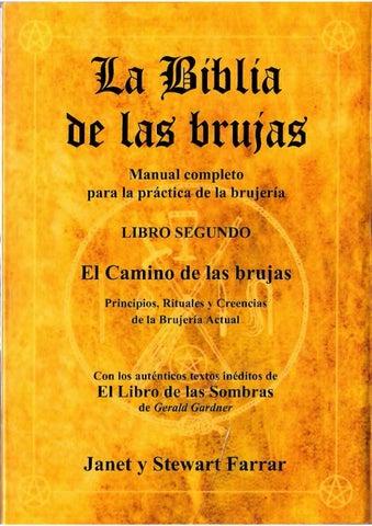 La biblia de las brujas II  El camino de las brujas - Janet y ... 51feb676553